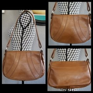 Beautiful VTG Leather Bag